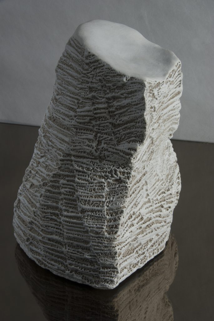 Doris Becker white stone VIII(photo©Luc Ewen)2