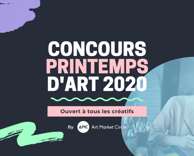Spring Art 2020 Contest by Art Market Circle